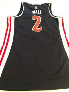Adidas NBA 4 Her Women's Size M Washington Wizards John Wall Jersey NEW