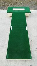 """Portable Pitching Mound - 6"""" Travel Mound for 12 yr.old and under"""