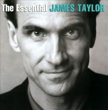 The Essential James Taylor (Vocals) (CD, 2013, 2 Discs)