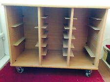 Filing Cabinet with removable shelving VERY GOOD COND