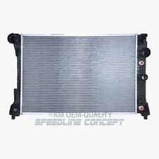 Radiator For Mercedes-Benz C300 C350 E350 GLK350 - W/O 917 PZEV