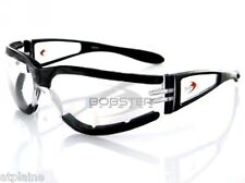 Lunettes moto BOBSTER SHIELD II clair