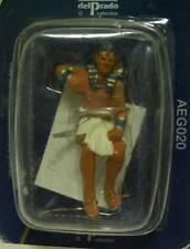 AEG020 - FIGURA EGIPCIA  DE PLOMO  - DEL PRADO