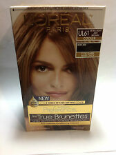 L'Oreal Paris Superior Preference # UL61 Ultra Light Ash Brown For Dark Hair NEW