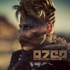 Generation Doom +3 Bonus Tracks] [Digipak] OTEP CD ( FREE SHIPPING)