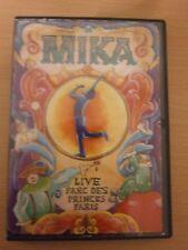 DVD - MIKA - LIVE AU PARC DES PRINCES -  réf D2