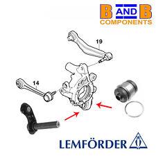 BMW X5 E39 E60 E61 REAR LOWER BALL JOINT & INTEGRAL LINK LEMFORDER A1273