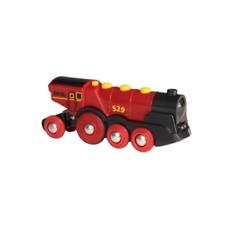 BRIO 33592 Mighty Red Action Locomotive New