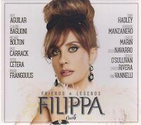 FILIPPA CD / DVD Duets Friends & Legends 190758987927 NEW NOW SHIPPING!