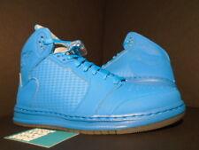2011 Nike Air Jordan PRIME 5 V RETRO ORION BLUE METALLIC SILVER 429489-401 10.5