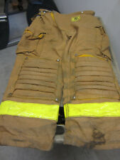 Size 40 X 31 Morning Pride Fire Fighter Turnout Pants Vgc