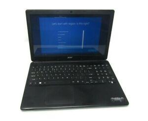Acer Aspire Model E1-522-7415 6GB DDR3 Ram 750 GB HDD Quad Core Laptop