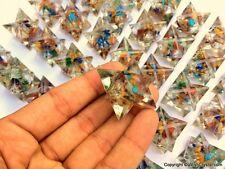 Reiki Energy Charged 1  Seven Chakra Crystal Orgone Merkaba Star