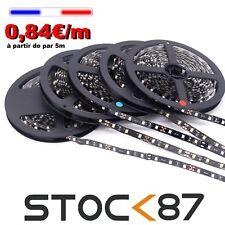 Strip 3528 Black PCB  5M 300LED red, yellow, green, blue LED - 60LED/m