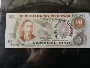 Billet de banque des Philippines.