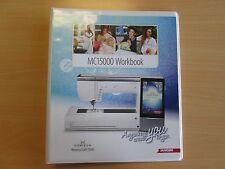 Janome Horizon MC15000/14000 Workbook WB15000
