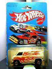 HOTWHEELS...VINTAGE <> 1981 CARDED SUPER VAN...BLISTER CRACK