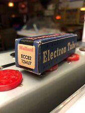 NOS MULLARD HEATH 12AU7A 12AU7 ECC82 Tube, Verified Excellent!  Great Britain
