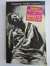 NéO N° 22 /Nancy RUTLEDGE : La mante religieuse