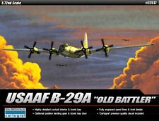 Academy 1/72 Plastic Model Kit USAAF B-29A OLD BATTLER #12517