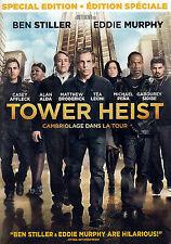 Tower Heist (DVD, 2012, Canadian)