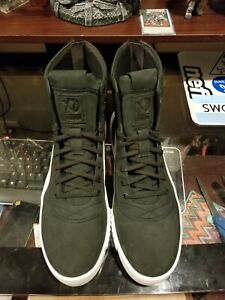 Puma XO Parallel Black White The Weeknd 365039 05 Men's US Size 9 Shoes New