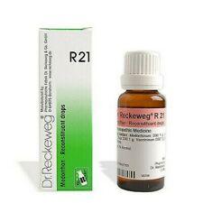 Dr.Reckeweg R21 (Medorrhan) (22ml) Pure Ayurvédique Remède