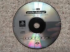 Porsche Challenge - Sony Playstation PS1 DISK ONLY UK PAL