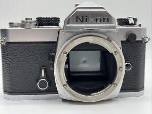 Nikon FM analoges SLR Gehäuse - nur Body #2112822-67
