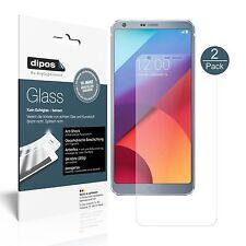 2x LG G6 Pro Screen Protector matte Flexible Glass 9H dipos