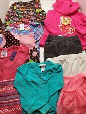 Lot Of 9 Girls 24 Month Mixed Dress Sweater Hoody Tops Pants Skirt Hm Jump Bean