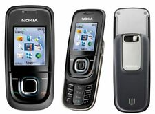 GREY NOKIA 2680S SLIDE MOBILE PHONE-UNLOCKED WITH NEW HOUSE CHARGER AND WARRANTY
