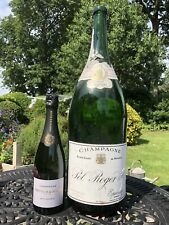 More details for methuselah pol roger champagne empty special edition the savoy centenary collect