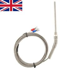 7755 Professional 3M Thermocouple K type 100mm Probe Sensor -100~1250 Degree