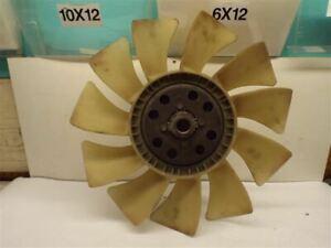 Fan Clutch 4.2L With AC Fits 98-08 FORD F150 PICKUP 211378