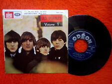 LES BEATLES EP 45T VOLUME 1 ROCK AND ROLL MUSIC + 3 MOE 21001 FRANCE