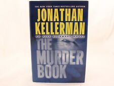 LIKE NEW! The Murder Book by Jonathan Kellerman - 1st Edition - Hardcover