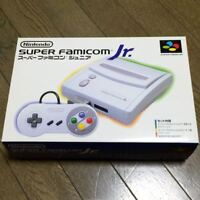 SUPER FAMICOM Jr CONSOLE Nintendo UNUSED RARE From Japan New