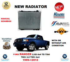 FOR FORD RANGER 2.5D 4X4 TDdi 3.0 TDCi 4X4 1999-2012 NEW RADIATOR * OE QUALITY *