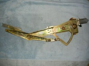 99 - 2003 SAAB 9-3 Convertible Right Front Door Window Regulator Lift Motor