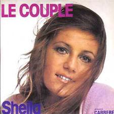 CD single SHEILALe couple - 2-track CARD SLEEVE  Allume ta radio