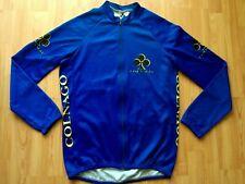 Colnago Master Art Decor Fleece Cycling Jersey/Jacket Size: XL RARE !