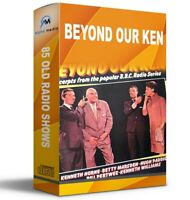 Beyond Our Ken AUDIO BOOK MP3 CD COMEDY otr