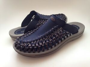 Keen Uneek Slide Dress Blues/Canteen Slide Sandal Men's US sizes 8-14/NEW!!!