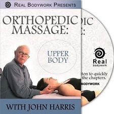 Orthopedic Medical & Sports, Deep Tissue Massage - The Upper Body Video on DVD