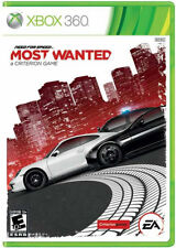 Need for Speed: Most Wanted 2012 Xbox 360 New Xbox 360, Xbox 360