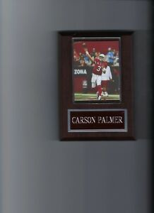 CARSON PALMER PLAQUE ARIZONA CARDINALS FOOTBALL NFL