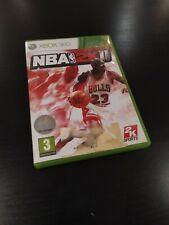 NBA 2K11 - (Microsoft Xbox 360, 2010) - European Version