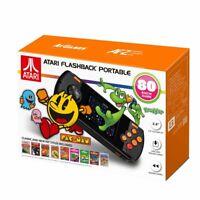 Atari Flashback Portable Retro Gaming Consola (80 Juegos Incluye) Atari