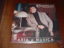 """CHRISTIAN SANREMO'87 """" ARIA E MUSICA """"  ITALY'87"""
